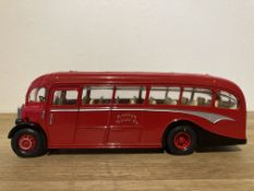Limited Edition Corgi Rosslyn Motor Co, The AEC Regal - 97191