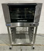 Turbofan Convection Oven with stand