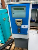 Car-Park Pay Station Machine
