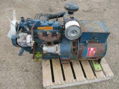 Kubota D905 Engine