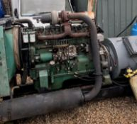 Volvo Penta Generator 160 KVA
