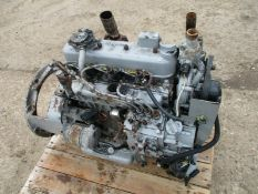 Kubota V1505 Engine