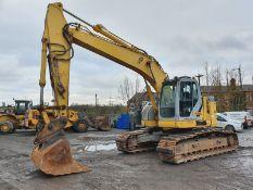New Holland Kobelco E235SR Excavator