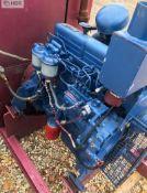 Ford Perkins Irrigation Pump