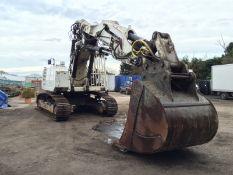 Terex Schaeff TE210 Tunnelling Excavator