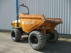 Terex PT9000 9 Ton Dumper 2008