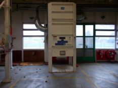 DCE Unicell dust extraction unit