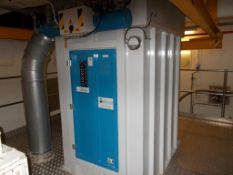Airmaster dust extraction unit