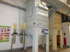 DCE dust extraction unit