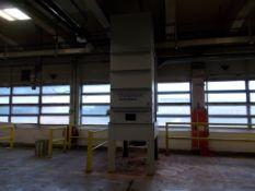 Donaldson dust extraction unit