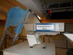 Syntron Feeder conveyor