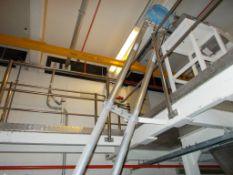 Entecon Aero incline conveyor