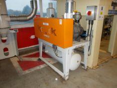 K-Tron vacuum pump