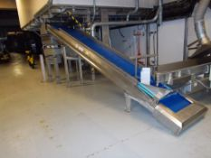 KMG incline conveyor