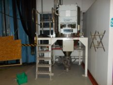 Donaldson cyclone dust extraction unit