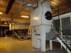 DCE dust extraction unit