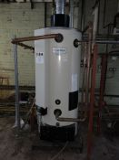Lochinvar water heater