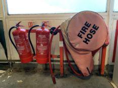 Fire Hose Station