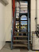 Metal Gantry Staircase