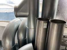 Extension pipes
