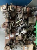 All contents of pallet - Spare parts