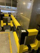 Steel Impact Protection Guard Rail