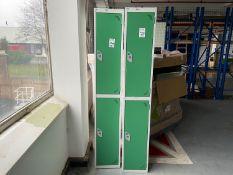 Lockers 2x2