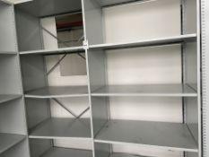 Metal Shelving unit 8 Shelves