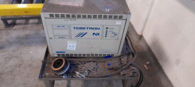 Tebetron Battery charger ni 240v