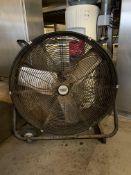 Draper Expert Industrial Fan
