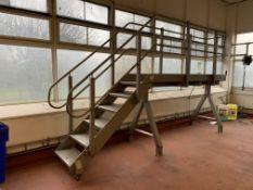 Gantry Stairs and Walkway