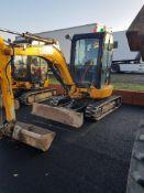 JCB ZTS 8030 Excavator 2014