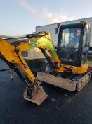 JCB ZTS 8025 Excavator 2015