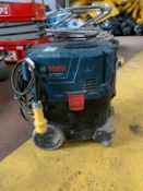 Bosch Gas 35 M AFC 240v M Class Dust Extractor