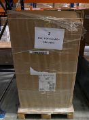 Pallet of New Inner Clear DVD Trays