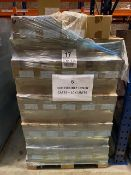 Pallet of New Double Inner DVD Trays