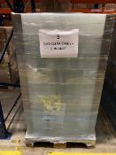 Pallet of New Clear DVD Cases