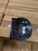 Pallet of Black DVD Double Inner Trays