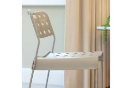 OMK 1965 - Omkstak Chair Grey x2