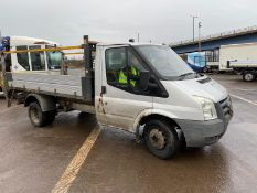 Ford Transit 100 Tipper Direct from local council