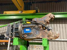 Hammer 8t rotate pulveriser