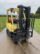 Hyster Forklift Gas