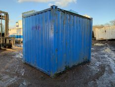 Anti Vandal Steel Storage Container 10ft x 8ft