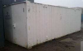 24ft x 9ft storage container