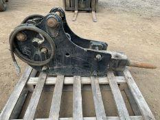 Hanwoo 5 Tonne Hydraulic ic Breaker