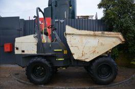 Terex TA9 Straight tip Dumper 2013 4x4
