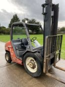 Manitou Forklift MS120 D Rough Terrain Forklift