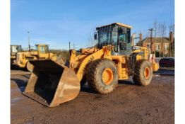 Hyundai 760-9A Loading Shovel