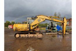 JCB 814 Excavator