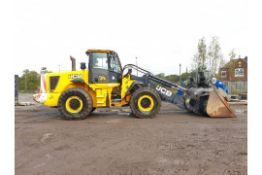 JCB 456 Loading Shovel